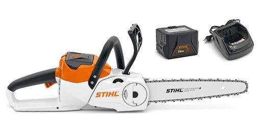 Stihl Chainsaw msa 140 c-bq