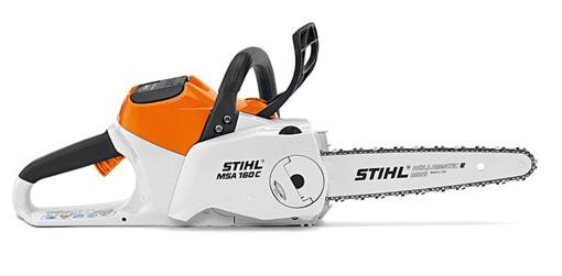 Stihl Chainsaw msa 160 c-bq