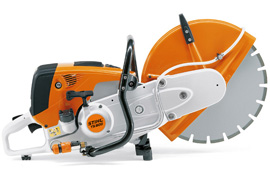 Stihl Chainsaw TS 800