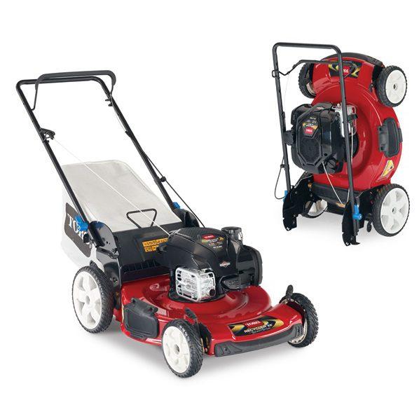 Toro SMARTSTOW® High Wheel Push Mower