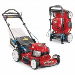 Toro SMARTSTOW® Personal Pace® Mower